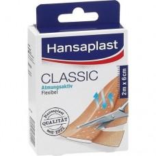 HANSAPLAST Classic Pflaster 6 cmx2 m 1 St