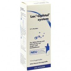 LAC OPHTAL system Augentropfen 10 ml