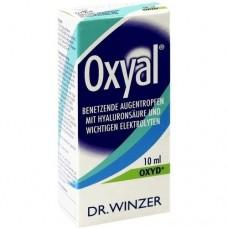 OXYAL Augentropfen 10 ml