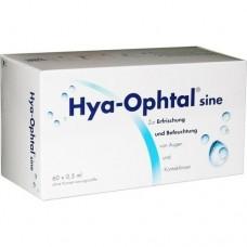 HYA OPHTAL sine Augentropfen 60X0.5 ml