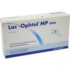 LAC OPHTAL MP sine Augentropfen 30X0.6 ml