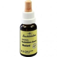 BACHBLÜTEN Murnauer Tropfen Mustard 20 ml