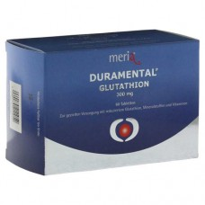 DURAMENTAL Glutathion 300 mg magensaftr.Tabletten 60 St