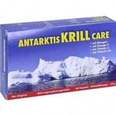 ANTARKTIS Krill Care Kapseln 60 St