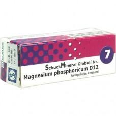 SCHUCKMINERAL Globuli 7 Magnesium phosphoricum D12 7.5 g
