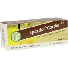 SPARTIOL Cardiohom Tropfen 50 ml