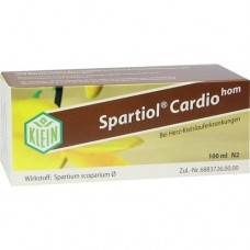 SPARTIOL Cardiohom Tropfen 100 ml