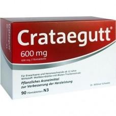 CRATAEGUTT 600 mg Filmtabletten 90 St