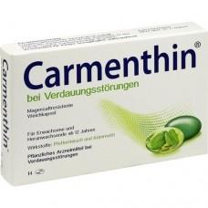 CARMENTHIN bei Verdauungsstörungen msr.Weichkaps. 14 St