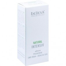 BELIEVA Natural Intensiv Creme 30 ml
