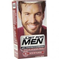 JUST for men Brush in Color Gel mittelbraun 28.4 ml
