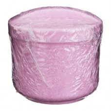 GEBISSDOSE mit Einsatz u.Deckel rosa 1 St