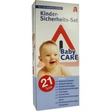 KINDER SICHERHEITS-SET Baby Care 1 St