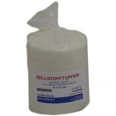 ZELLSTOFFTUPFER 4x5 cm 1000 St