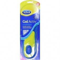 SCHOLL GelActiv Einlegesohlen Everyday women 2 St