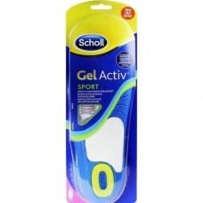SCHOLL GelActiv Einlegesohlen Sport women 2 St