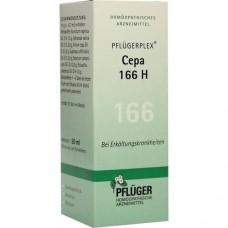 PFLÜGERPLEX Cepa 166 H Tropfen 50 ml