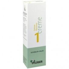 BIOCHEMIE Pflüger 1 Calcium fluoratum Creme 75 g