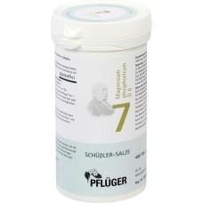 BIOCHEMIE Pflüger 7 Magnesium phosph.D 6 Tabletten 400 St