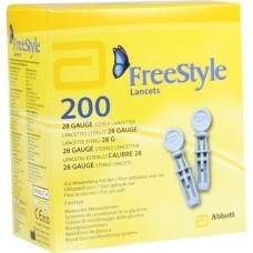 FREESTYLE Lancets 200 St