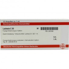 LACHESIS C30 10x1 ML